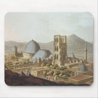 Jerusalem with the Church of the Holy Sepulchre, p Mouse Pad