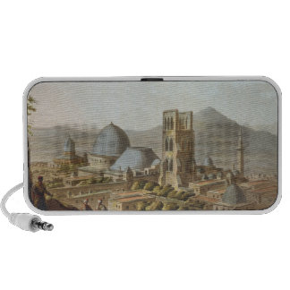 Jerusalem with the Church of the Holy Sepulchre, p Mini Speaker