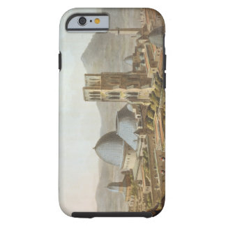 Jerusalem with the Church of the Holy Sepulchre, p Tough iPhone 6 Case