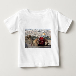 Jerusalem, world of colos, Holy City Baby T-Shirt