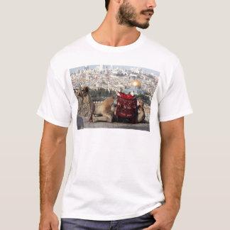 Jerusalem, world of colos, Holy City T-Shirt