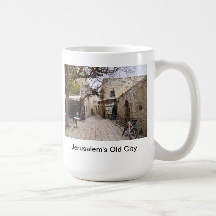 Jerusalem's Old City Coffee Mug