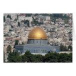 Jerusalén - bóveda de las tarjetas y de los papele