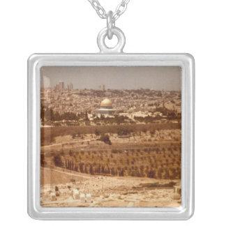 Jerusalén del collar del oro