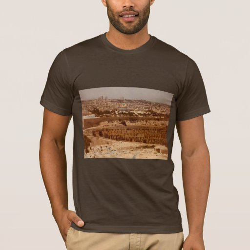 Jerusalén del oro playera