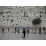 Jerusalén - escultura occidental de la pared esculturas fotográficas