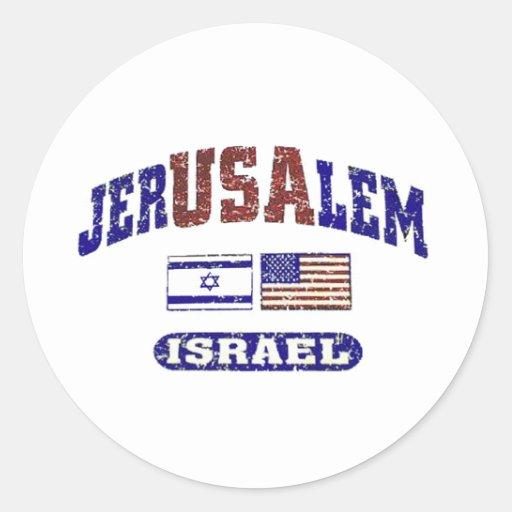 Jerusalén Etiqueta