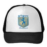 Jerusalén Gorros Bordados