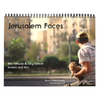 Jerusalén hace frente calendario