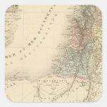 Jerusalén histórica, Palestina Colcomanias Cuadradases