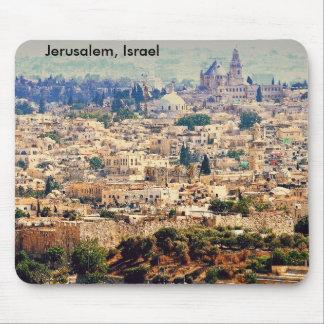 Jerusalén, Israel - cojín de ratón Alfombrilla De Raton