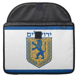 Jerusalén, Israel Funda Para Macbook Pro