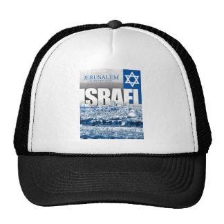 Jerusalén, Israel Gorro De Camionero