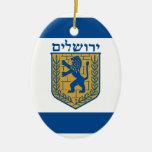 Jerusalén, Israel Ornamento De Reyes Magos