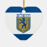 Jerusalén, Israel Ornamento Para Reyes Magos