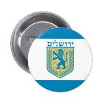 Jerusalén, Israel Pins