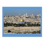 Jerusalén Israel Postal