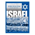 Jerusalén, Israel Tarjetas Postales