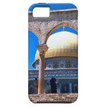 Jerusalén, la bóveda de la roca iPhone 5 Case-Mate fundas