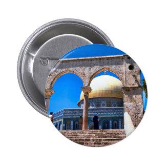 Jerusalén, la bóveda de la roca pin