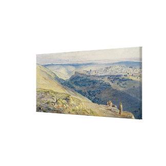 Jerusalén Lona Estirada Galerias