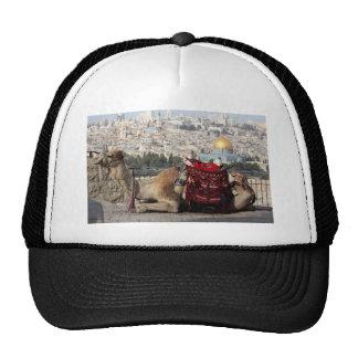 Jerusalén, mundo de colos, ciudad santa gorros