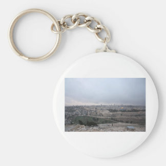 Jerusalén oriental del monte de los Olivos Llaveros