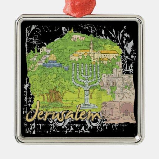 Jerusalén Ornamentos De Reyes Magos