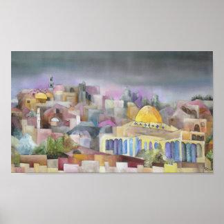 Jerusalén Póster