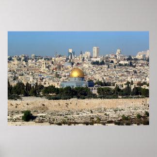 Jerusalén Posters