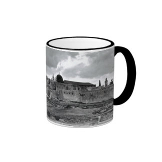 Jerusalén - pre 1940 taza de café