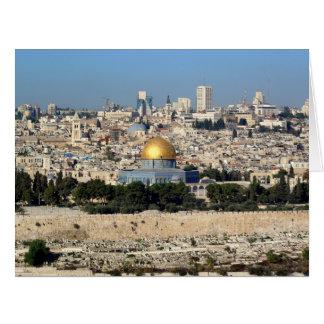 Jerusalén Felicitaciones