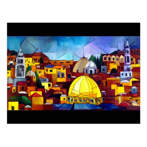 Jerusalén Postales