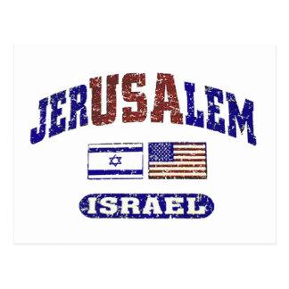Jerusalén Postal