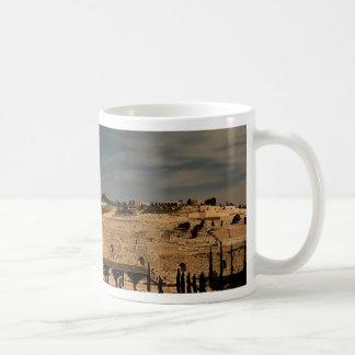 Jerusalén Taza