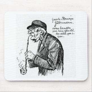 Jerusamels Skomaker by Theodor Severin Kittelsen Mouse Pad