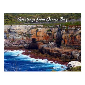 Jervis Bay, Greetings from Jervis Bay Postcard