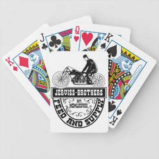 Jervis Playing Cards