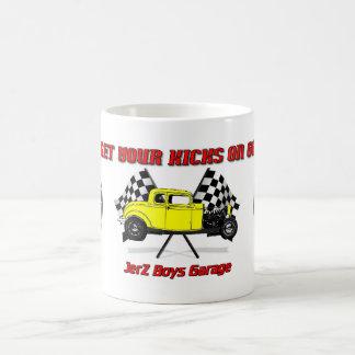 JerZ Boys Garage rt 66 mugs