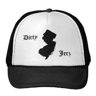 Jerz sucio gorras de camionero