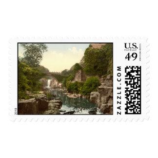 Jesmond Dene II, Newcastle-upon-Tyne, England Postage Stamps