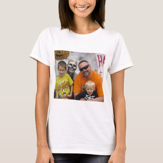 Jess and Family T-Shirt