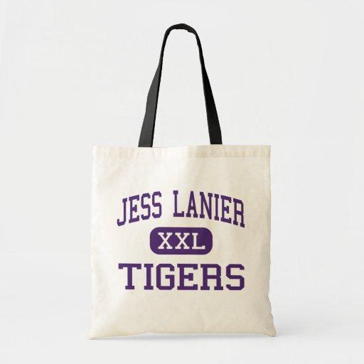 Jess Lanier - tigres - alto - Bessemer Alabama Bolsas De Mano