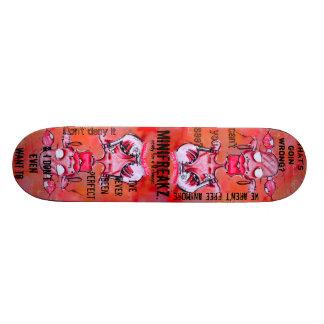 Jess Lourange skateboard