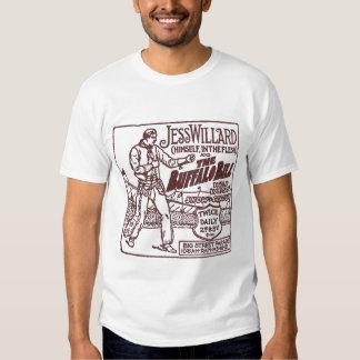 Jess Willard 1917 Heavyweight Champ Buffalo Bill Dresses