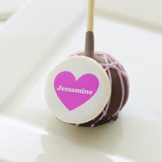 Jessamine Cake Pops