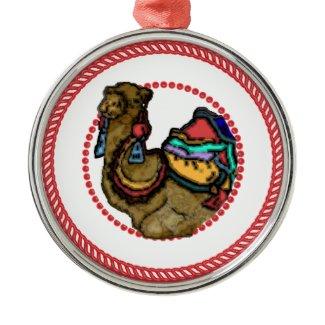 Jesse Camel Ornament #1 ornament