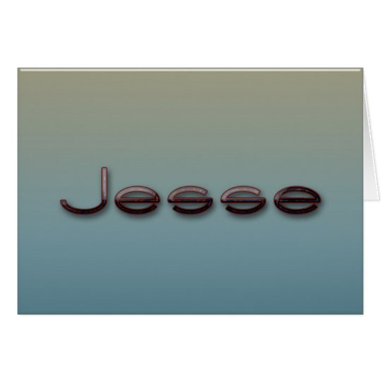 Jesse Card