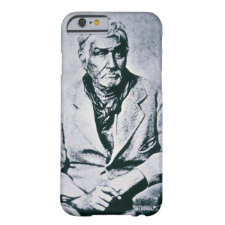 Jesse Chisholm (b/w photo) Barely There iPhone 6 Case