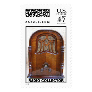 Jesse French 1, RADIO COLLECTOR Postage